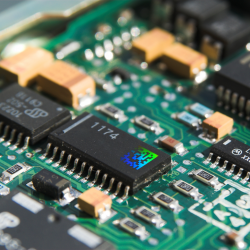 Critical electronic components